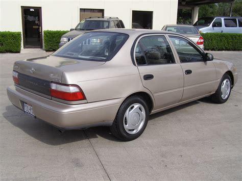 1997 Toyota Corolla Partsopen