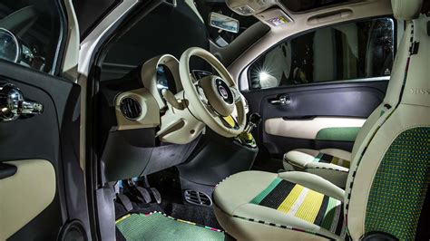 Modifikasi Fiat 500c by Modifikasi Fiat 500 Warna Warni Dilelang Dengan Harga