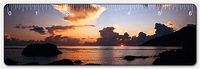 Island Lenticular 3d Molokini Ruler Gifs Maui