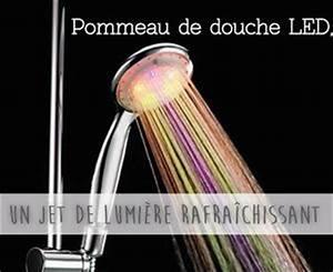 Pommeau De Douche économique : pommeau de douche led un jet de lumi re rafra chissant ~ Dailycaller-alerts.com Idées de Décoration