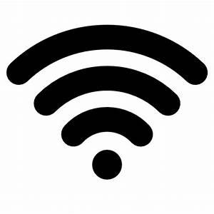 Free black wifi icon - Download black wifi icon