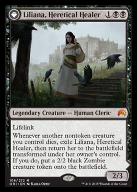 Deck Mtg Origins by Magic Origins The Black Cards Mythicspoiler