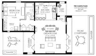 small modern floor plans casita plan small house plan modern casita house plan small modern casita plans for arizona