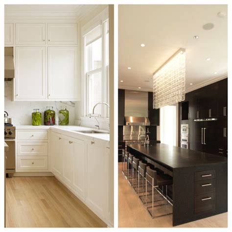 what is the best white for kitchen cabinets poll black or white kitchen 9937