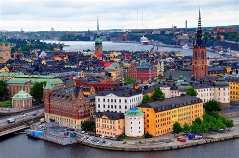 Stockholm  Stockholm Sweden June 2011  Aaron Geddes Flickr