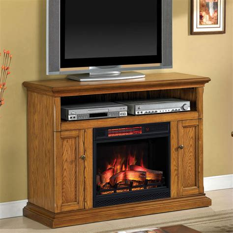 media fireplace tv stand cannes infrared electric fireplace media console in 7417