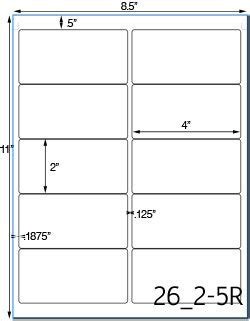 Avery Labels 5163 Template by Best Photos Of Avery 5163 Label Templates Free Downloads