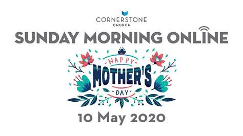 Gyd on päivä, jolloin nuoret ympäri maailman elävät todeksi jumalan rakkautta. Mother's Day 2020 - Cornerstone Church Johannesburg