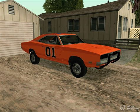 General Dodge Charger by Dodge Charger General For Gta San Andreas