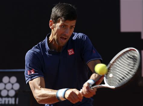 Djokovic makes quarterfinals of serbian open. Andre Agassi to coach Novak Djokovic at 2017 French Open