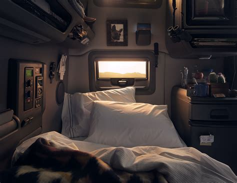 2019 Volvo 860 Interior by Living Vnl Top Ten Volvo Trucks Canada