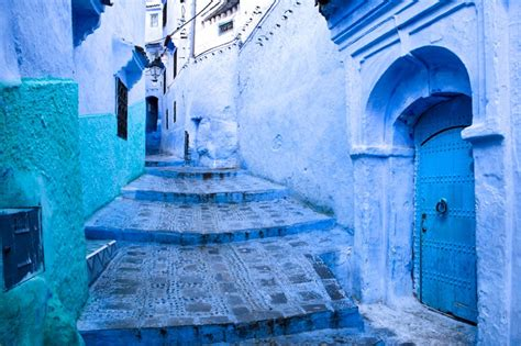 moroccan blue cities tours morocco   beaten track