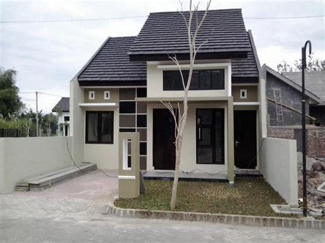 rumah minimalis sederhana type  cantik menawan gambar