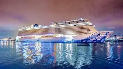 Bliss Norwegian Floating Activities Lucire Cruise 21st