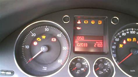 voyant tableau de bord volkswagen voyant direction assist 233 e passat sw tdi 140 2005