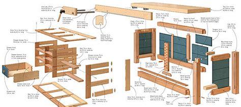 build  shaker workbench finewoodworking