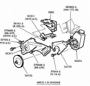 Ford F 250 460 Engine Diagram