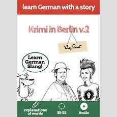 "Intermediate German Book  ""snappy, Entertaining Read"""