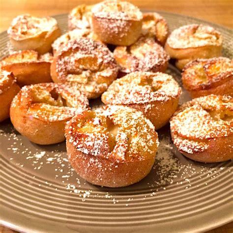 les recettes de la cuisine de asmaa crêpes soufflées aux pommes les recettes de la cuisine
