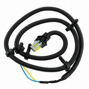 New Abs Wheel Speed Sensor Wire Harness Plug Pigtail 10340314 For Gm 10340316