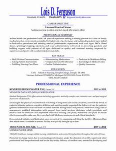licensed practical nurse seeking nursing position resume With resume templates for lpn nurses