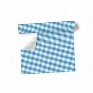 Set De Table Bleu : decoration de table chemin de table vichy bleu ~ Teatrodelosmanantiales.com Idées de Décoration
