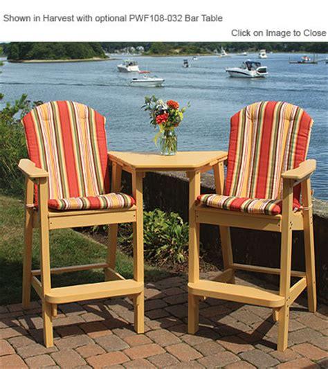 envirowood outdoor poly furniture seaside casual sea