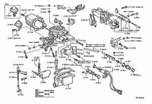 Toyota Corollaee80l-egmdcc - Tool-engine-fuel