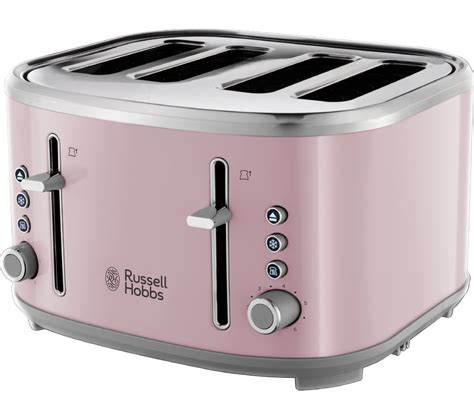 Buy 4 Slice Toaster by Buy Hobbs 24412 4 Slice Toaster Pink