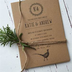 rustic wedding invitations and stationery wagtail designs With rustic style wedding invitations uk