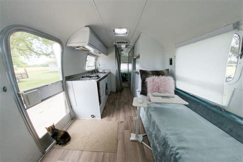 airstream trailer remodel global girl travels
