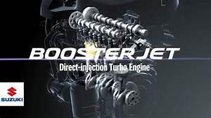 Suzuki Boosterjet Engine