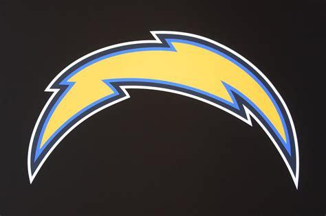 la chargers fan bolts   blue
