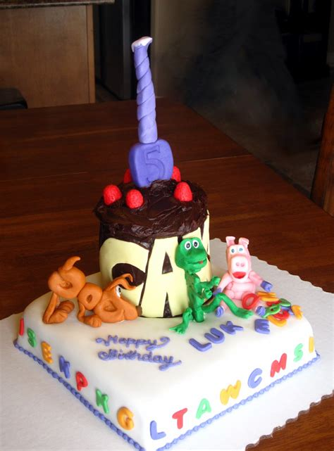 custom cakes  stef word world cake