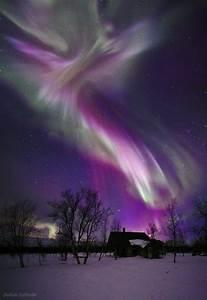 Space Pictures This Week: Solar Chicken, Aurora Angel ...