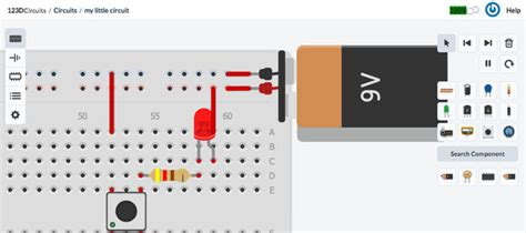 Zero Breadboard Simulation Steps With Pictures