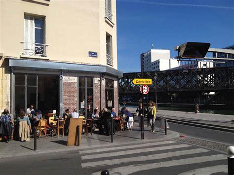 Les Bancs Publics, Paris 19ème  Cooking Tasting Travelling