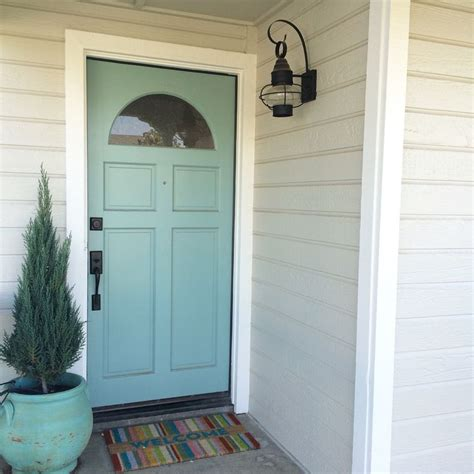 door paint front benjamin moore pewter colors revere trim grenada villa exterior doors dove bm painting beach williams sherwin houses