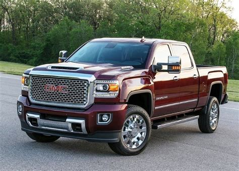 2019 Gmc Sierra 1500 Redesign And Changes