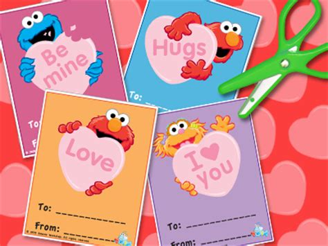 Sesame Street Preschool Games Videos Coloring Pages