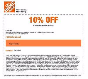 home depots augusts promo codes coupon codes