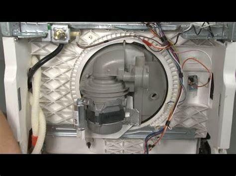 Dishwasher Noisy Circulation Pump Motor Housing