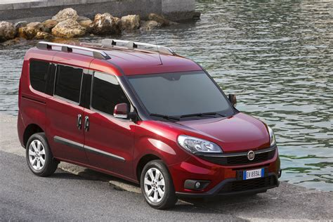 Doblo Fiat by The New Fiat Doblo Inherits Proportions