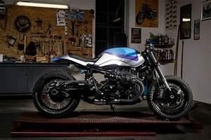 Racing Caf U00e8  Bmw R Nine T  U0026quot Track Grinder U0026quot  By Urban Motor