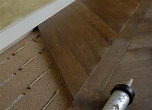 poser un parquet flottant sur dalle beton formulaire devis With pose parquet sur dalle béton