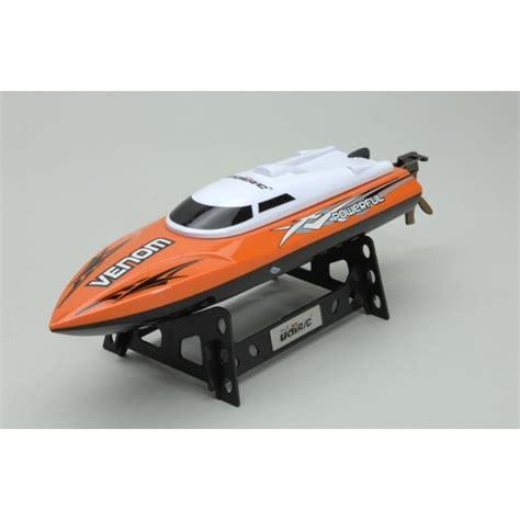 Venom Boat by Udi Power Venom Boat 2 4ghz Rtr Rc Boat