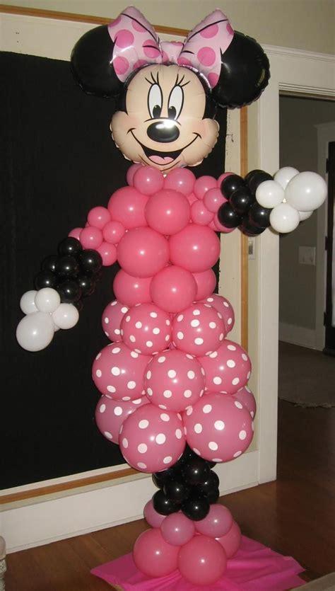 Mickey And Minnie Balloon Decorations - balloon decor of central california home balloon