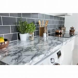 Dc Fix Tischdecken : d c fix self adhesive film 90cm x marble white ~ Watch28wear.com Haus und Dekorationen