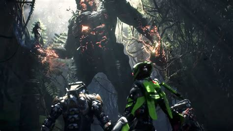 anthem release date rumours and news ea s shared world sci fi epic demoed at e3 2018 expert