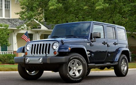 Jeep Wrangler 6 High Resolution Car Wallpaper